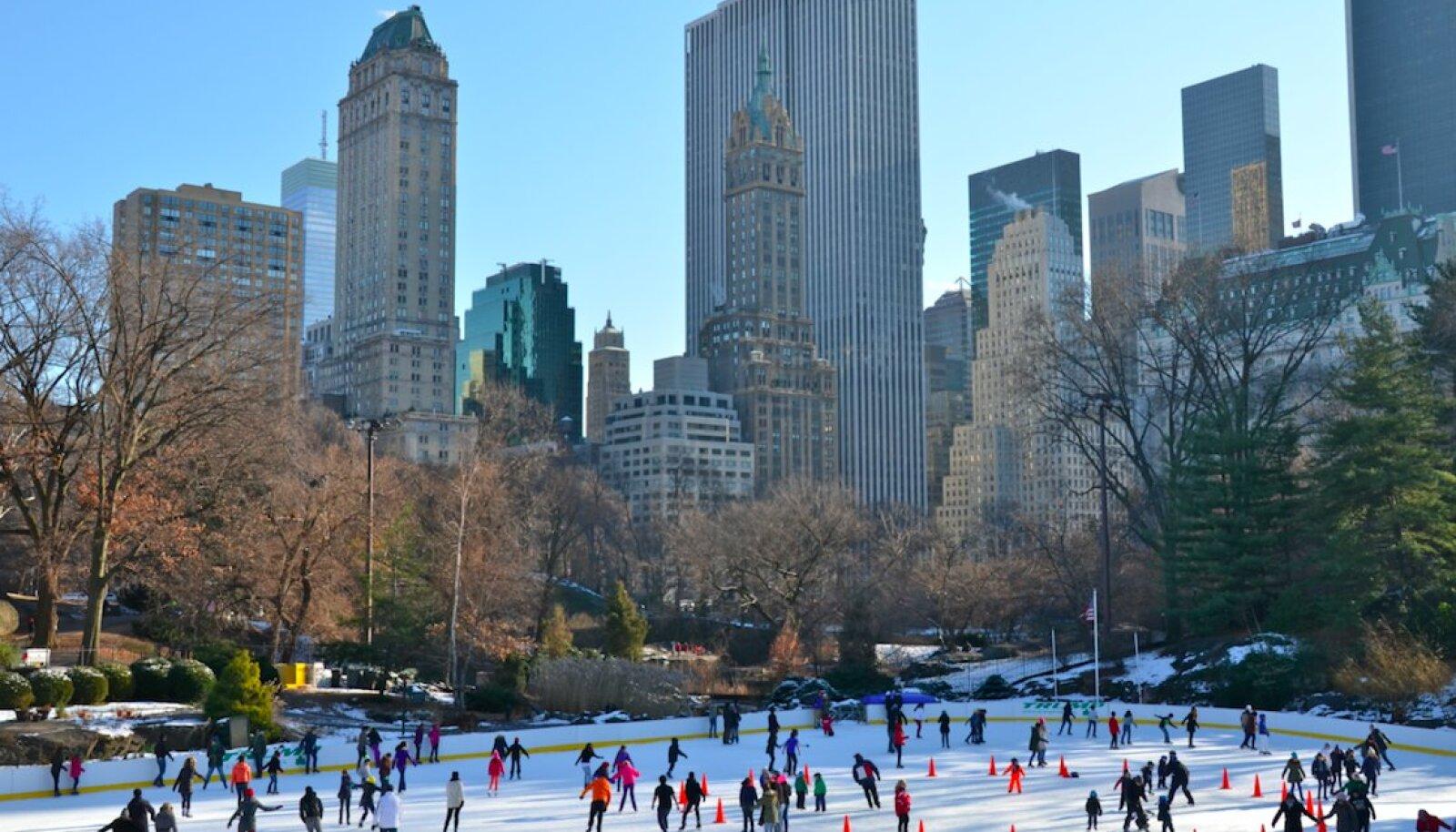 Linnapuhkus New Yorgis