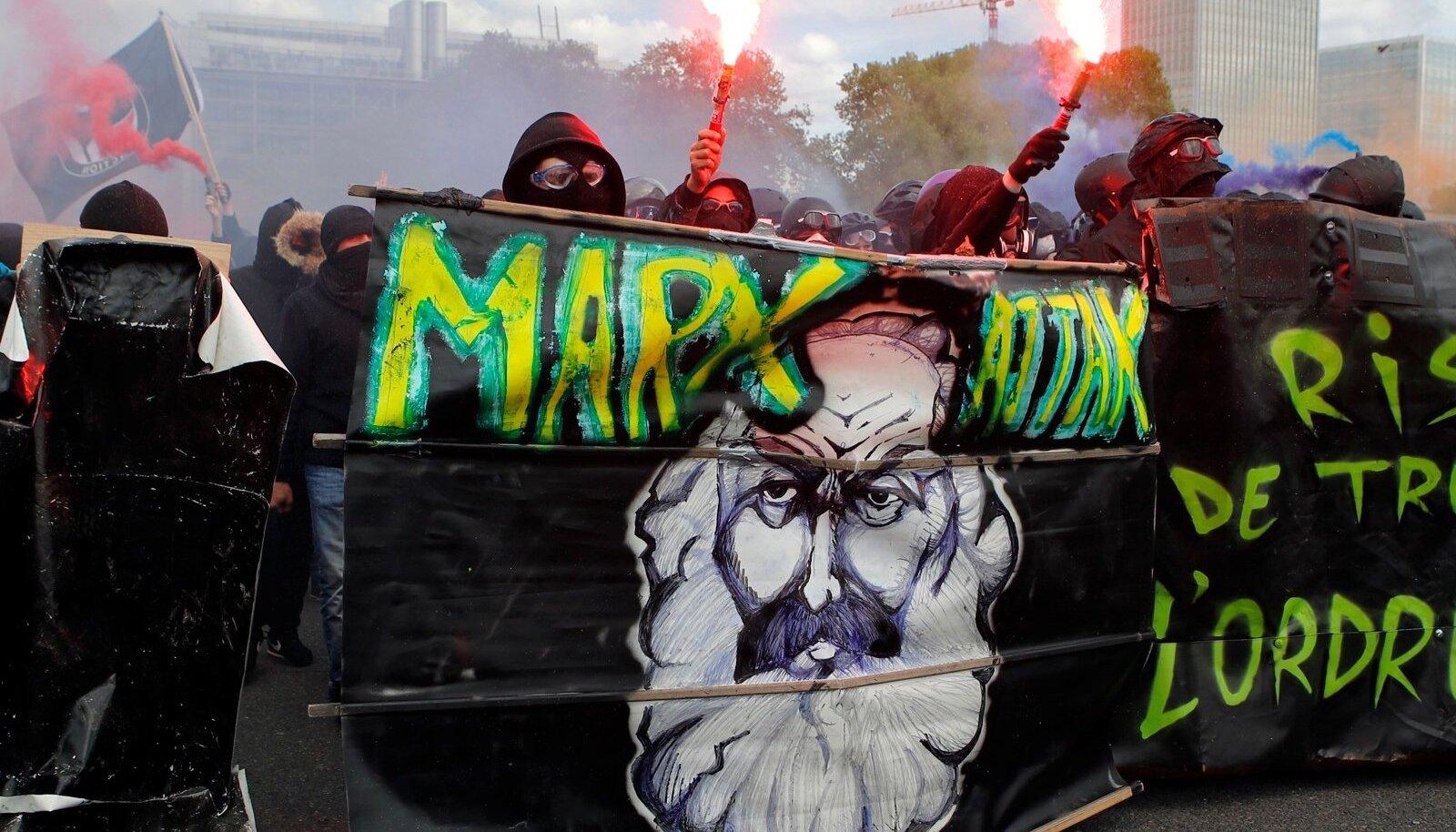 Karl Marx Pariisis