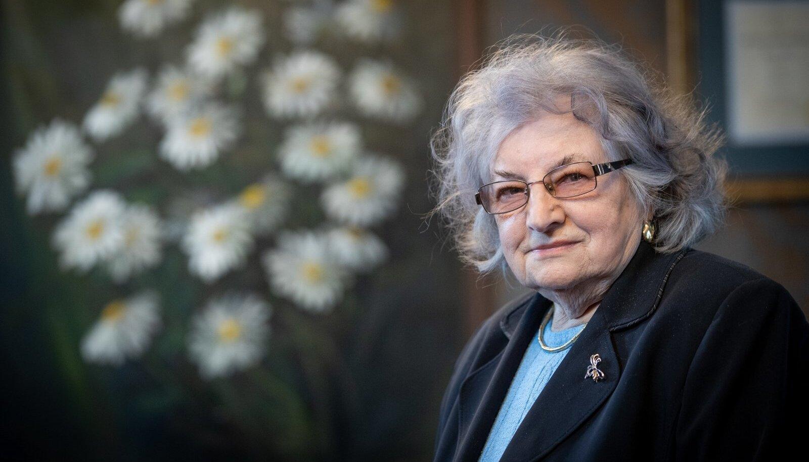 Emeriitadvokaat Monika Mägi