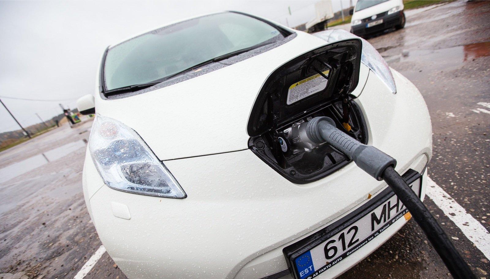 Elektriautode akude tootmiseks on koobalt ülioluline. Kui pole koobaltit, pole ka akusid.