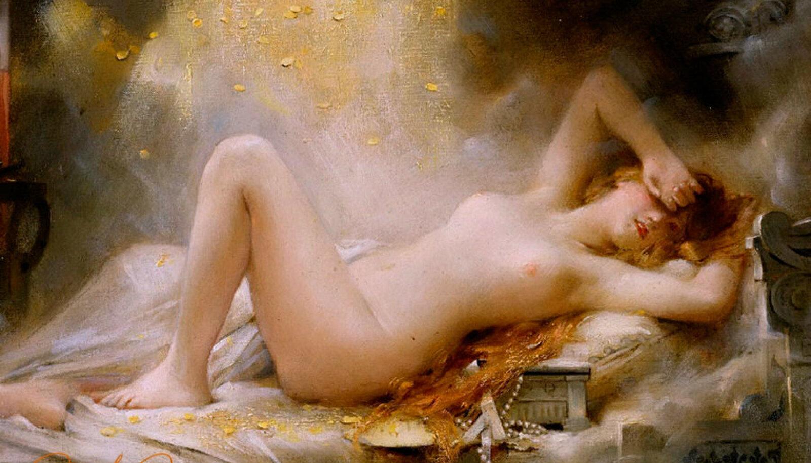 Armastaja arhetüüp evib erilist sensuaalset fluidumit