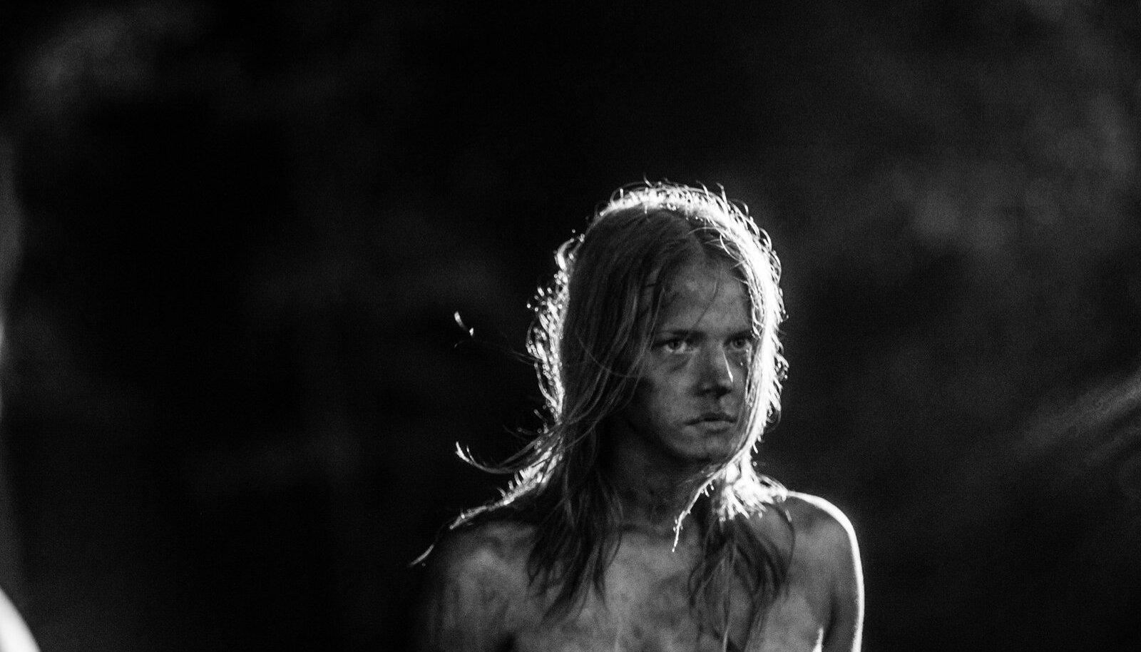 """Rea Lest (pildil Rainer Sarneti filmis """"November"""") võistleb naisnäitleja kategoorias iseendaga."""