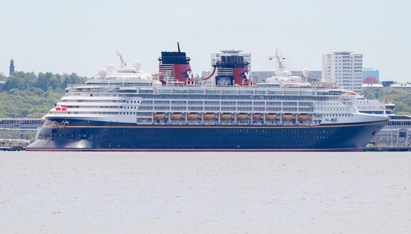Kruiisilaev Tallinnas