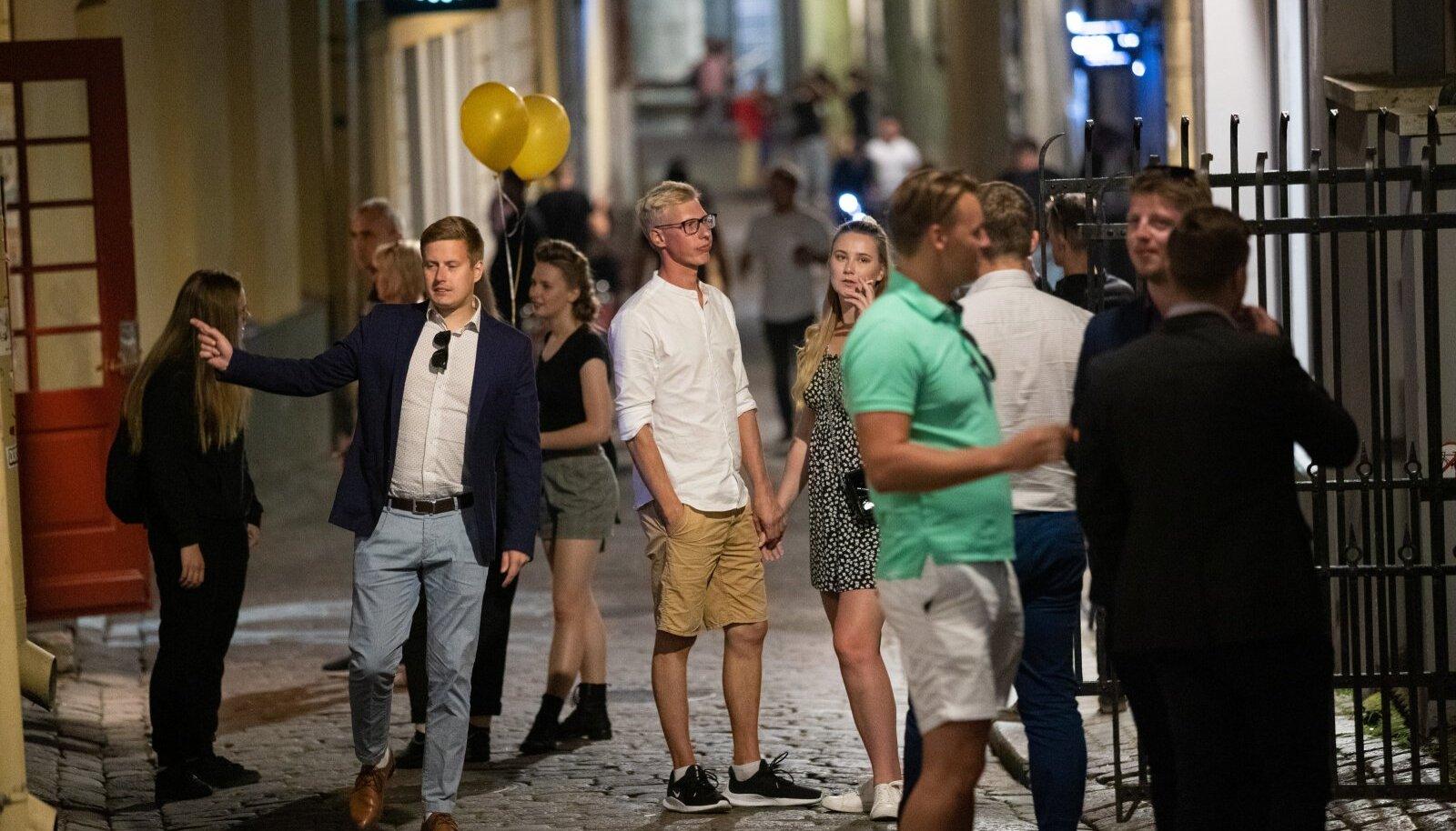 Ööelu Tallinnas