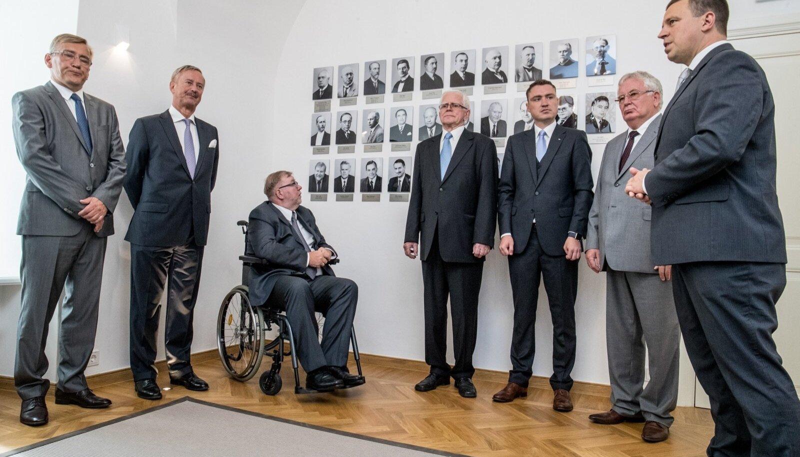 Peaministrid Stenbocki majas