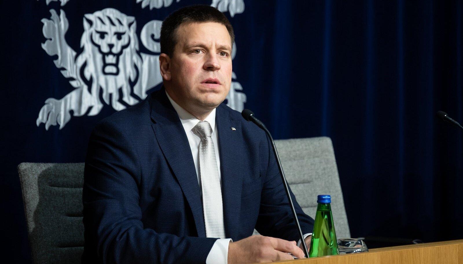 Valitsuse pressikonverents ühendministeeriumis 24.09.2020