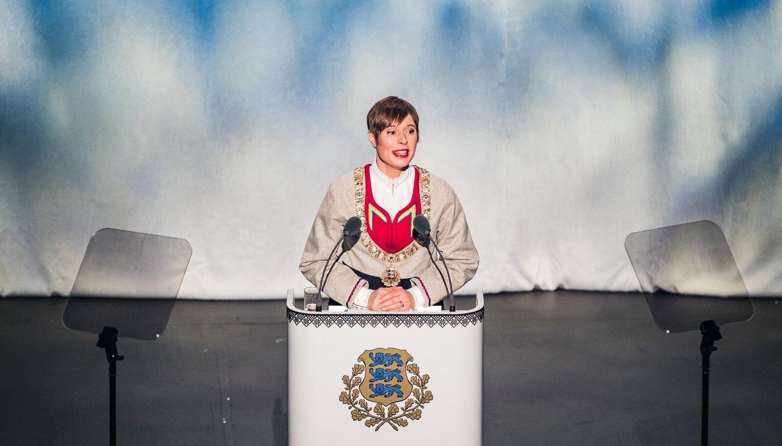 Kersti Kaljulaid on rahva seas selgelt eelistatuim presidendikandidaat. Poliitikud aga arvavad, et küll populaarsus ka nende lemmikutele külge hakkab.
