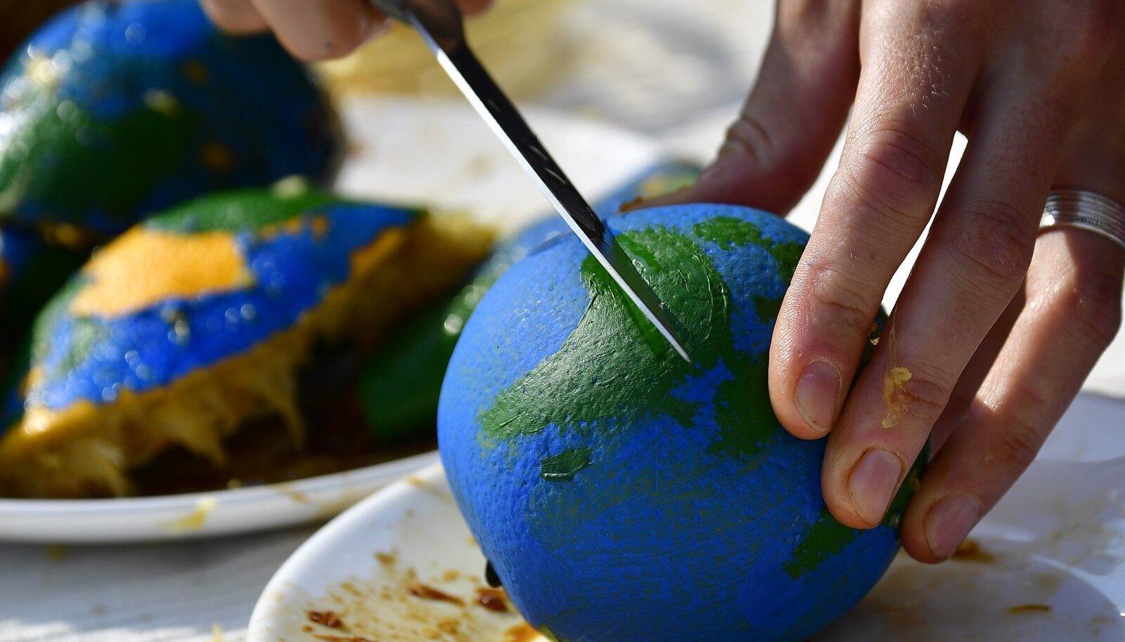ÜHEST ENAM EI PIISA: Inimkond kulutab Maa tinglikku iga-aastase ressurssi juba seitsme kuuga.