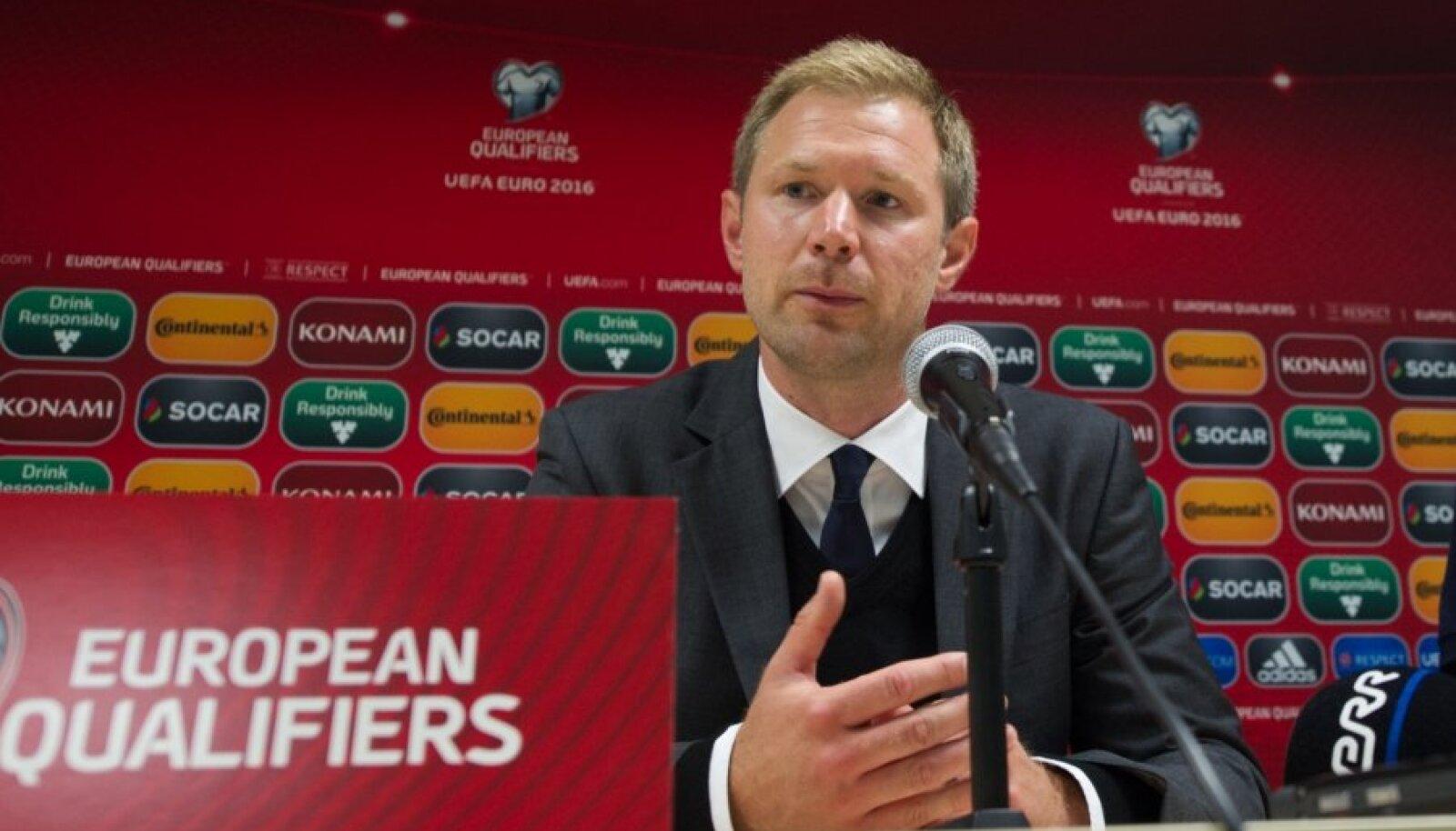 Jalgpall. Magnus Pehrsson