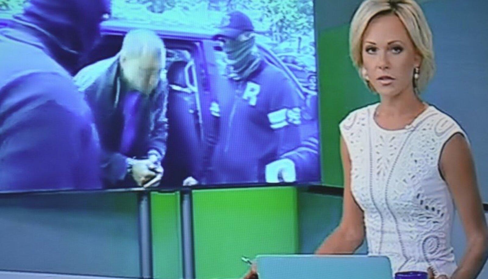 Eston Kohver detained in Russia