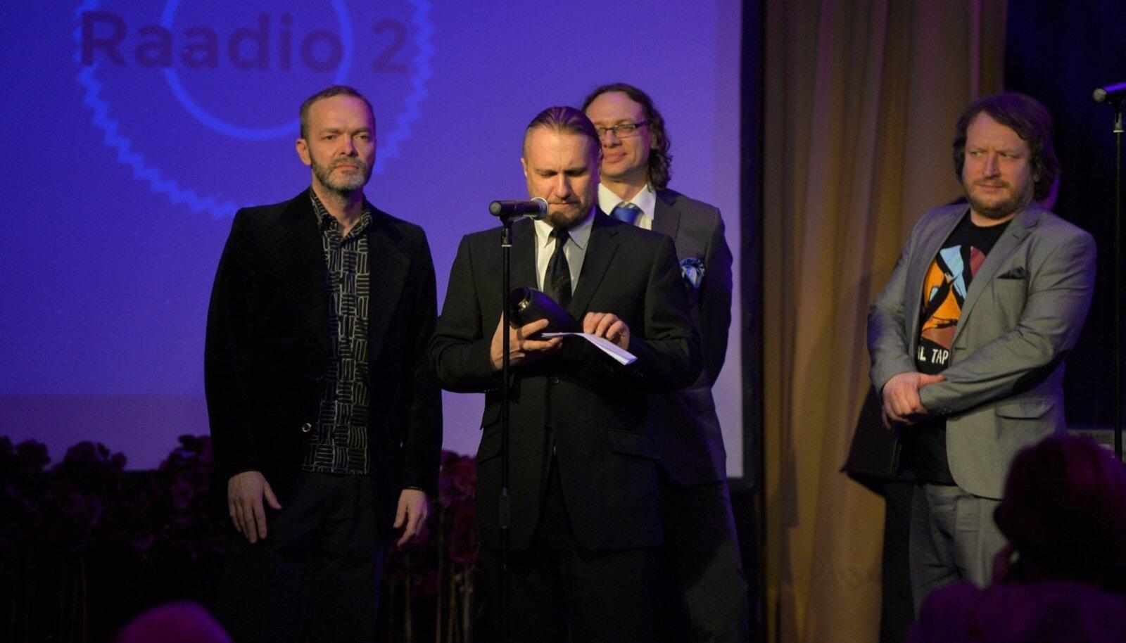 Eesti muusikaettevõtluse auhinnad 2015