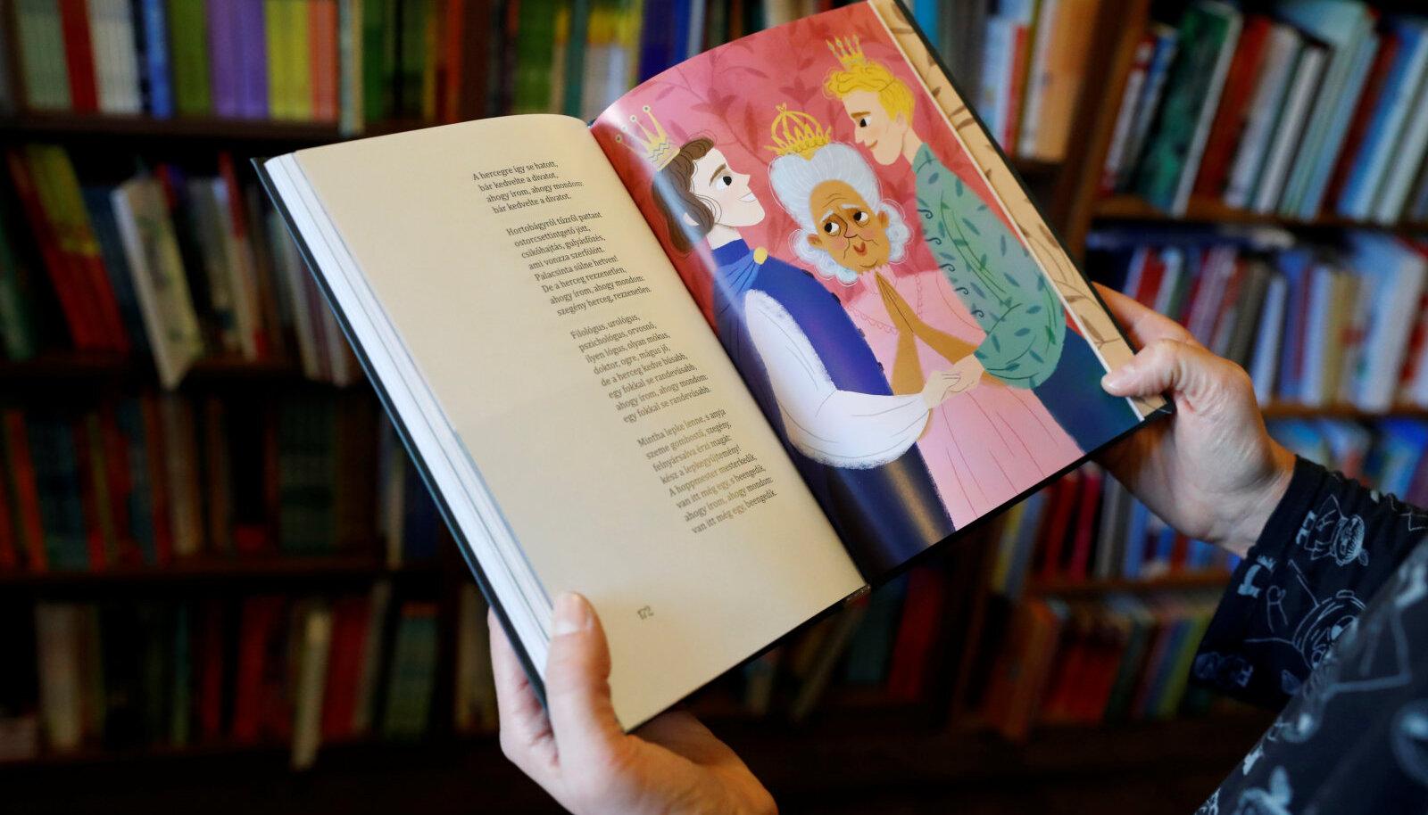 Fideszit pahandanud raamat Budapesti raamatupoes