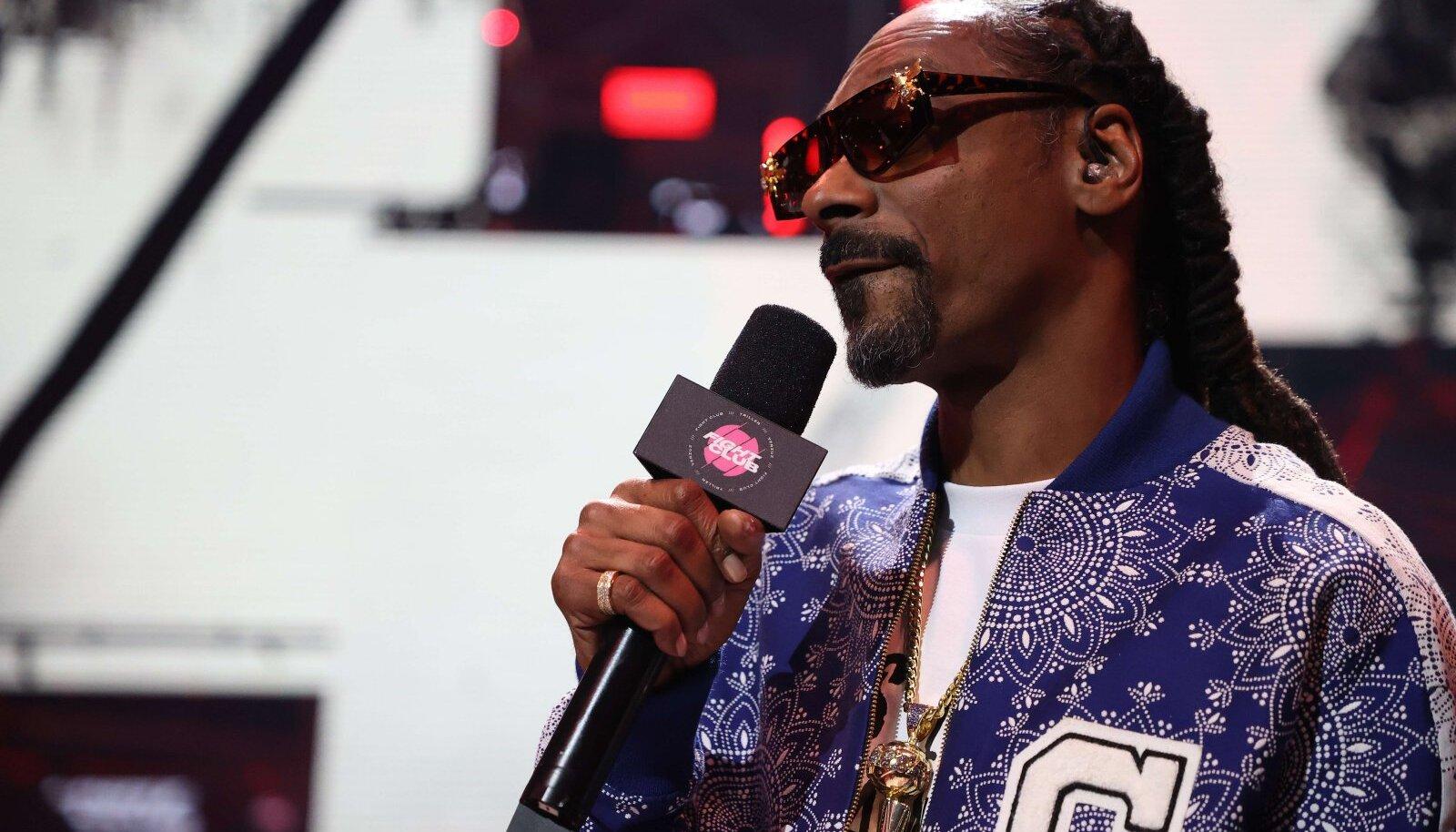 Snoop Dogg osales OCT rahastamises