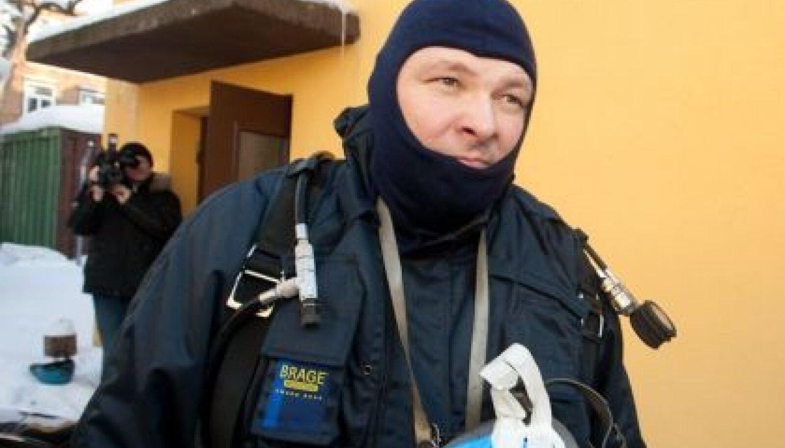 Marko Pomerants Lilleküla komandos