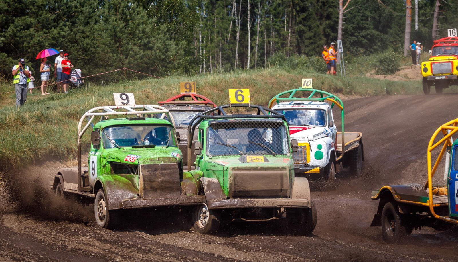 Liqui Moly Eesti meistrivõistluste avaetapp sõideti Missos
