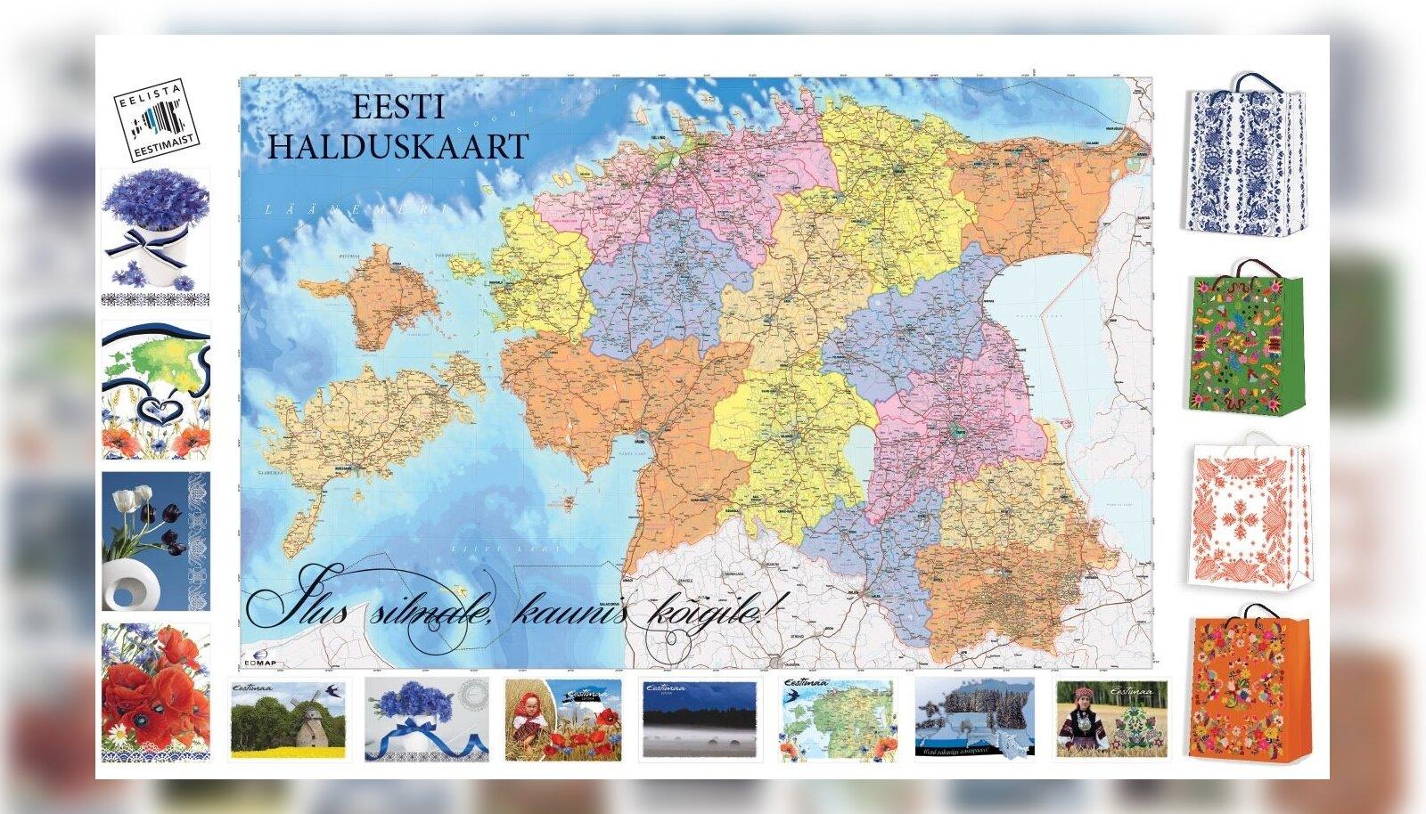 b4024b0072d Ka postkaartide valikul eelistatakse eestimaist