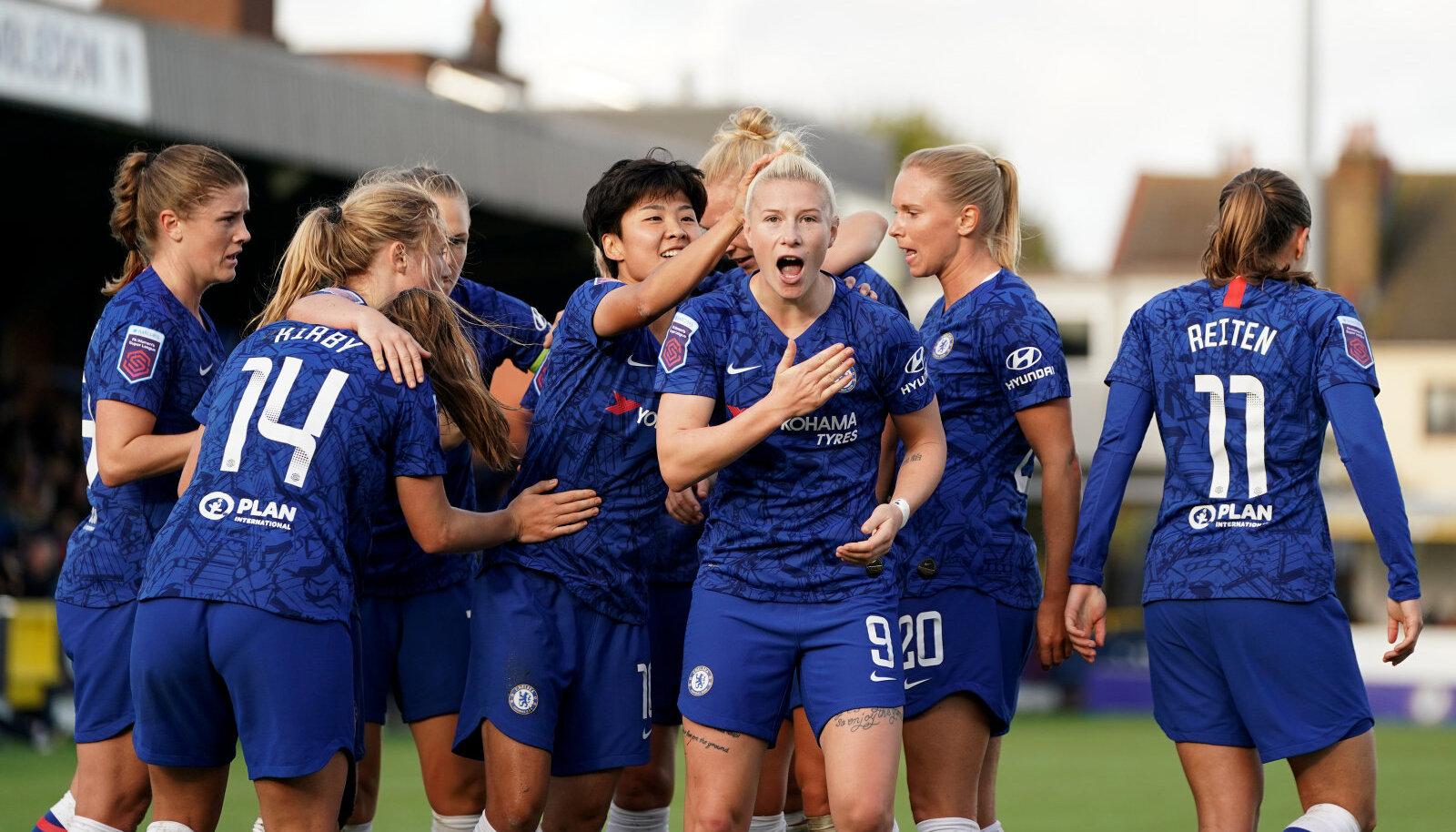 Londoni Chelsea naiskond