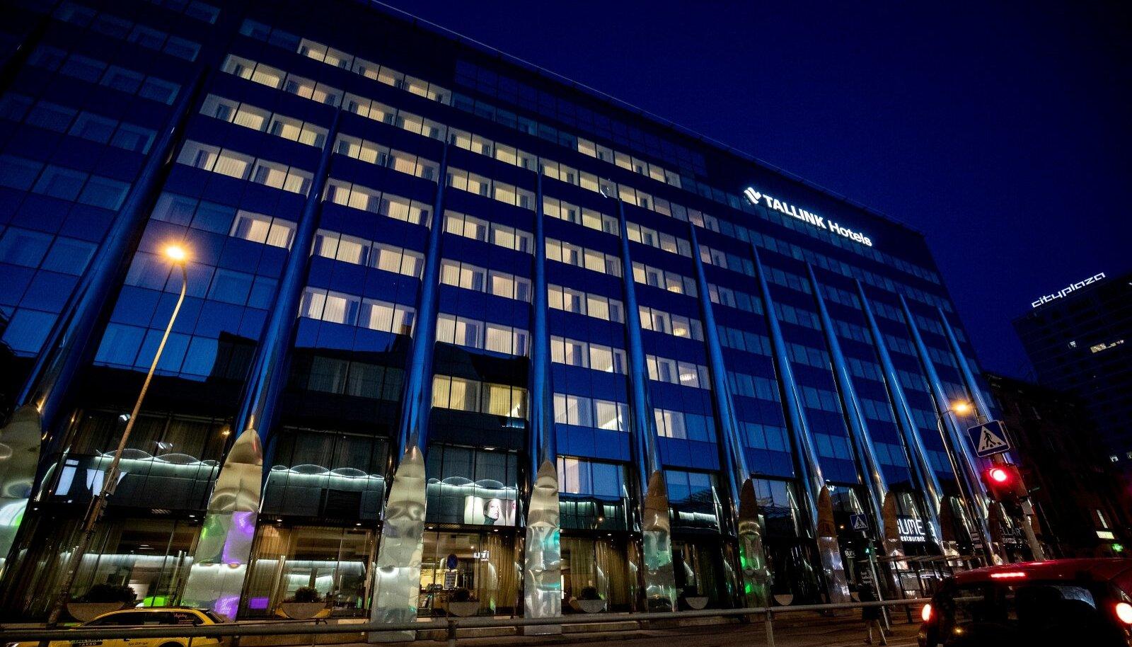 Tallinna hotellid vol 2. 30.03.2020