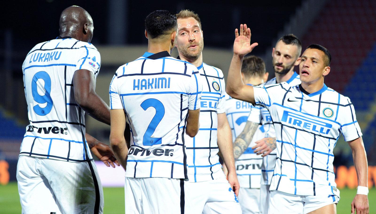 Milano Interi mängumehed