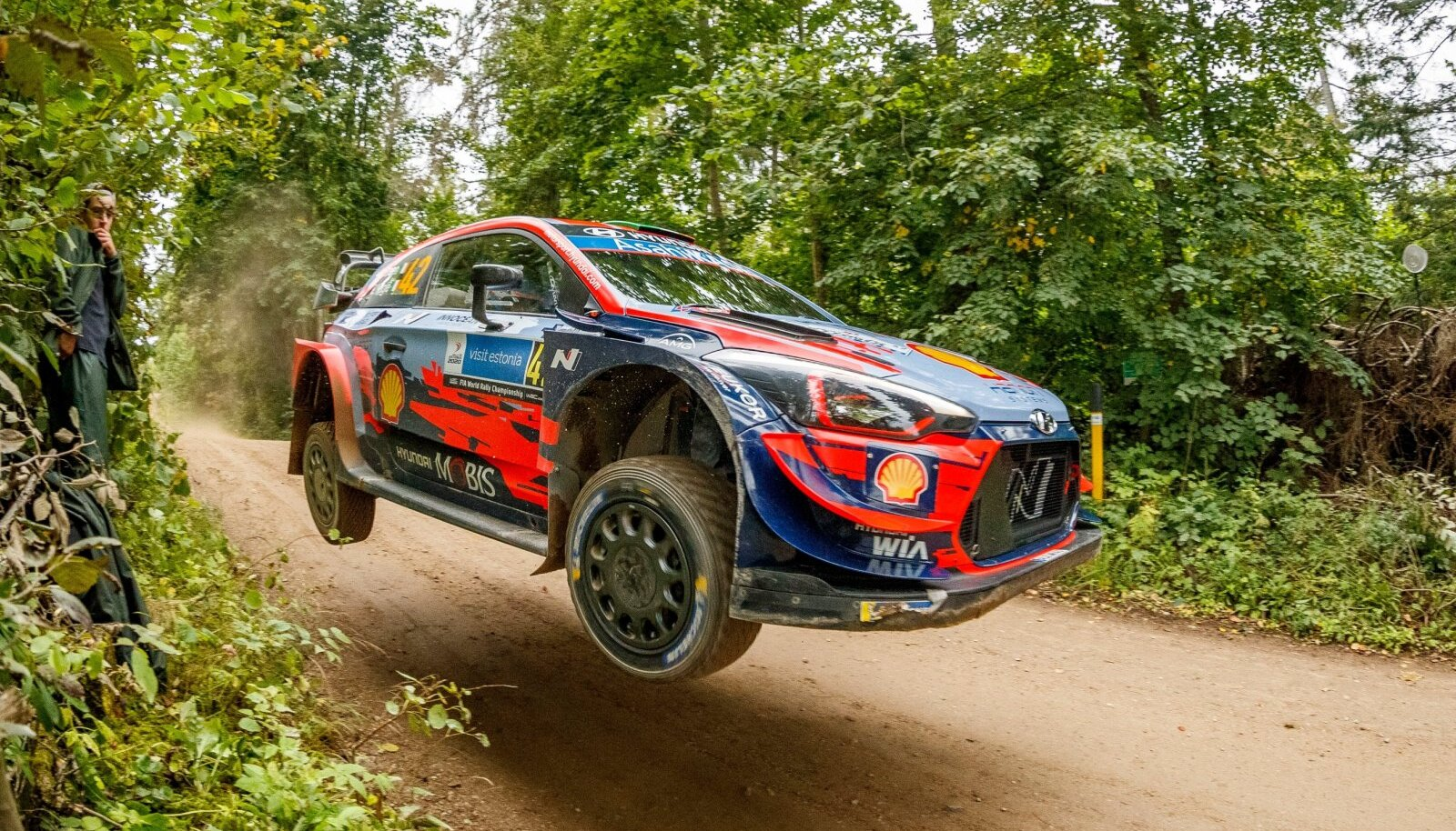 WRC RALLY ESTONIA 2020
