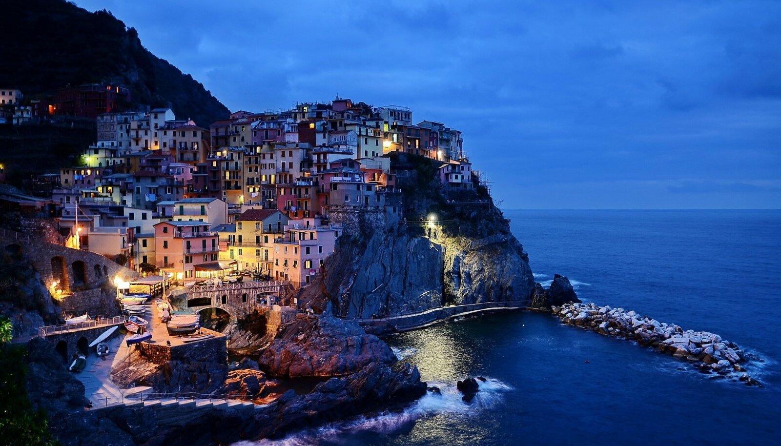 Cinque Terre, Itaalia
