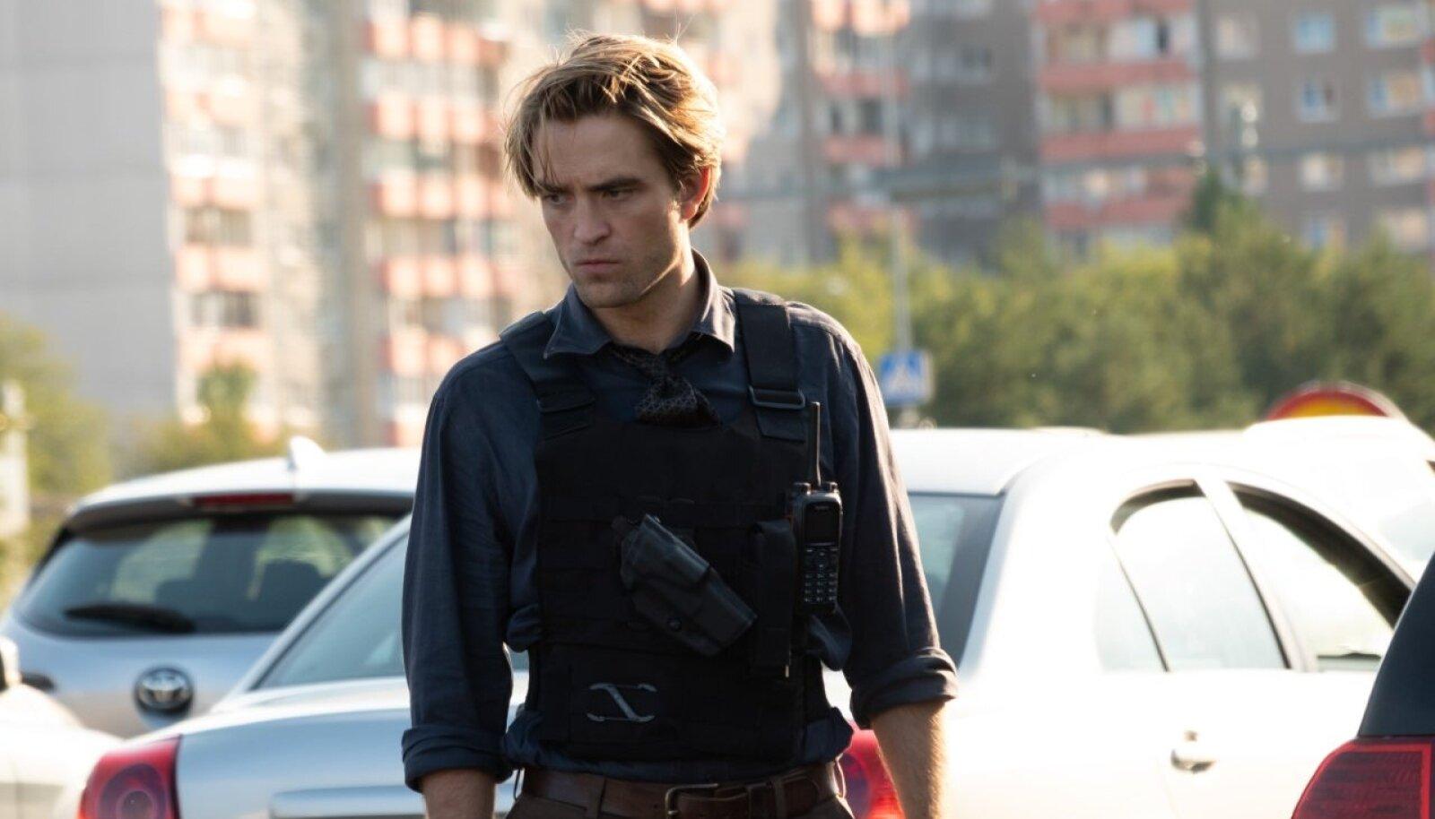 """Robert Pattinson """"Tenetis"""""""