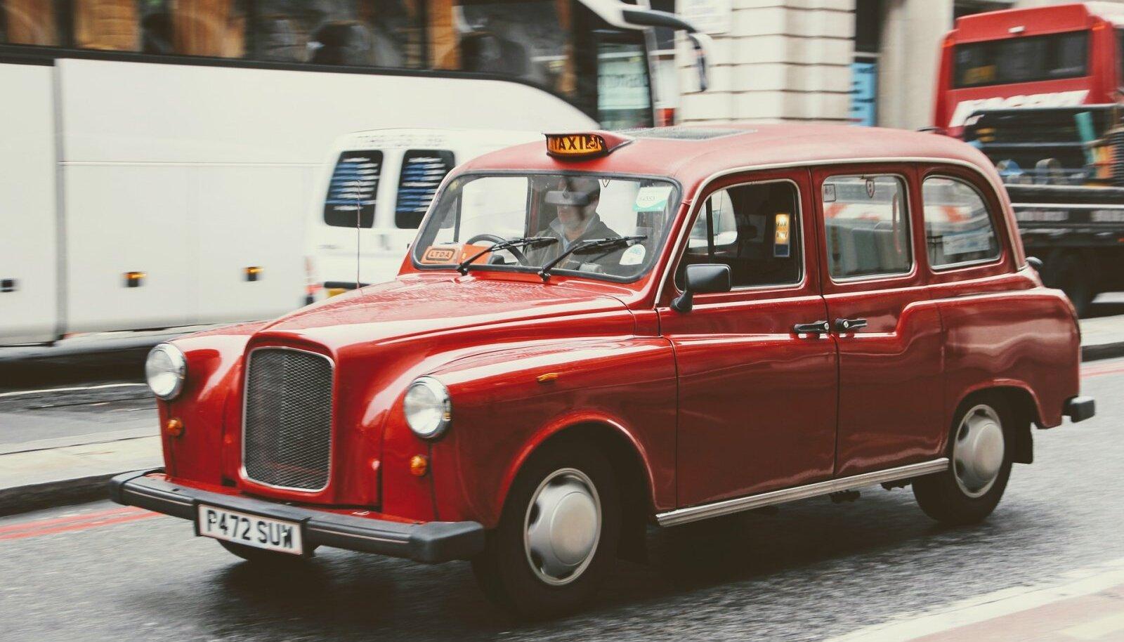 Londoni takso pole just odavamate killast
