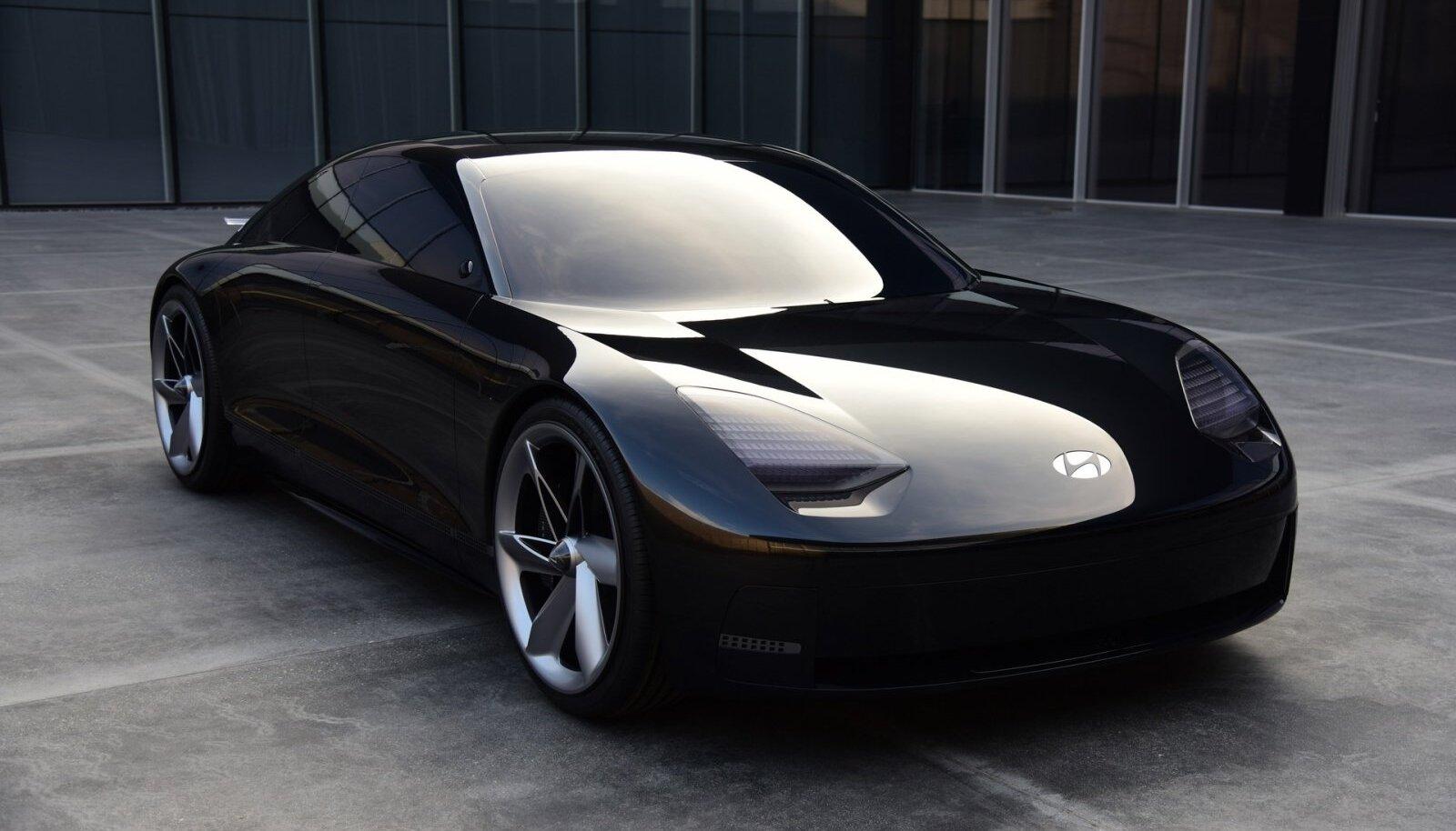Illustreerival eesmärgil: Hyundai Prophecy Concept (Tootja foto)