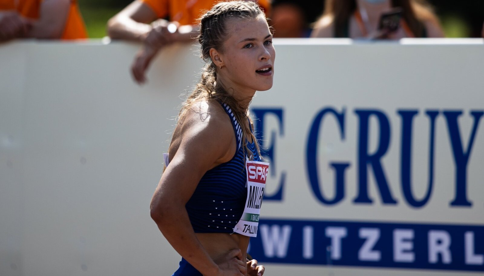 Anna Maria Millend.