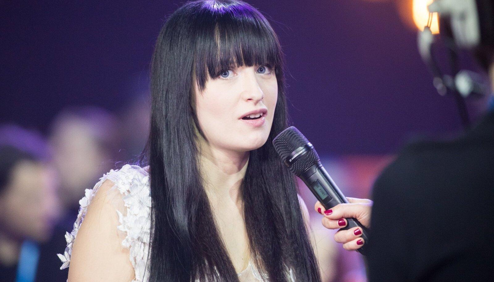 Sandra Nurmsalu, Eesti Laul 2019