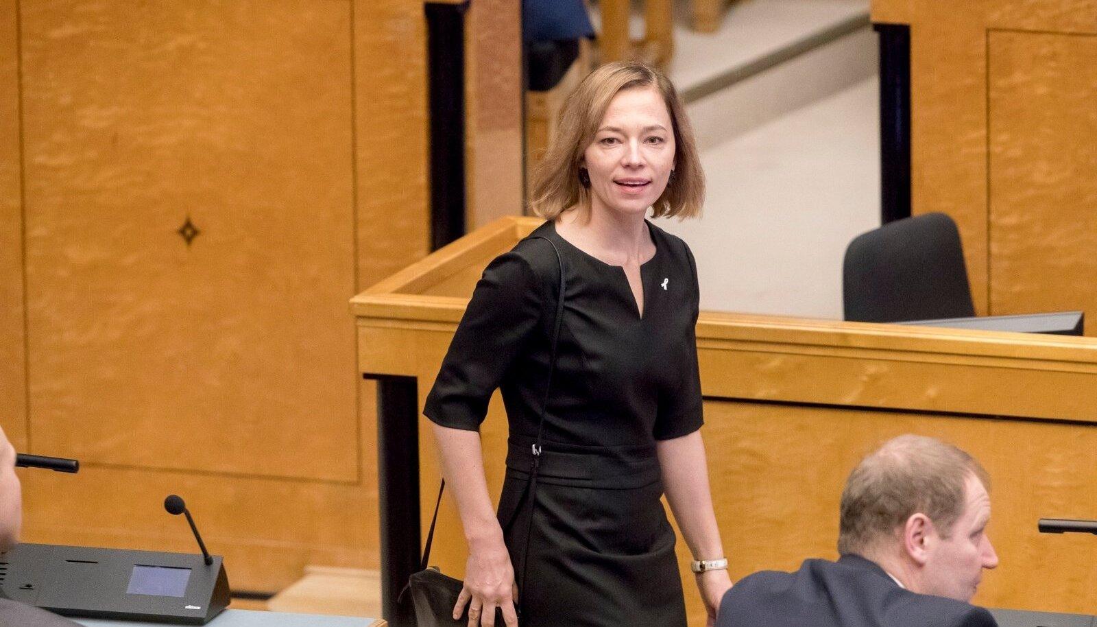 Liina Kersna, lähisuhtevägivalla ohvrite toetusrühma eestvedaja