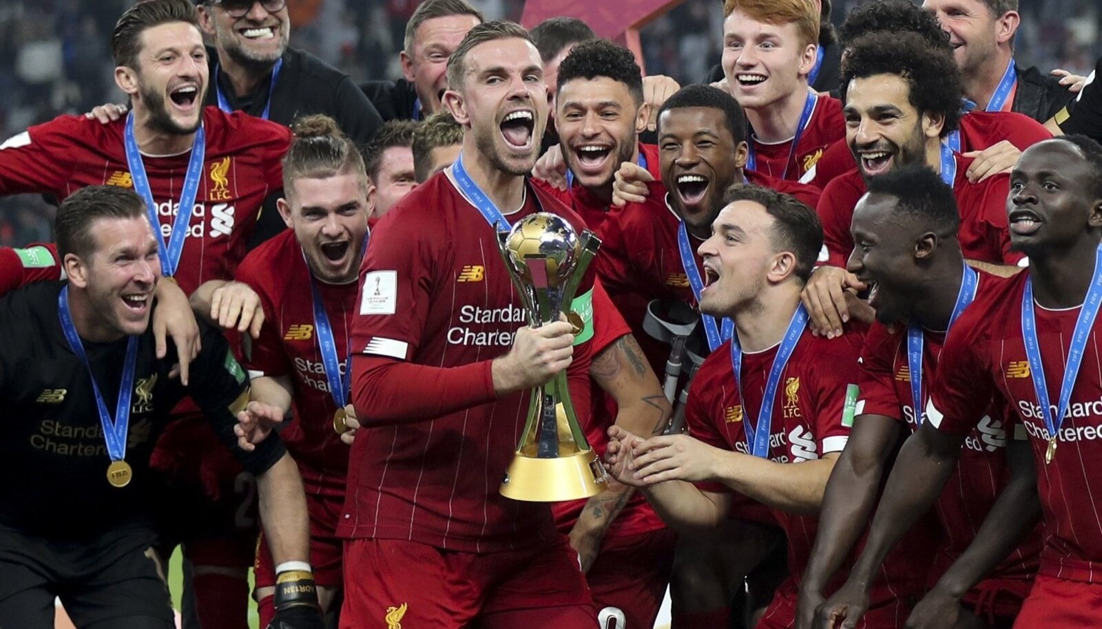 (SP)QATAR-DOHA-FOOTBALL-FIFA CLUB WORLD CUP-FINAL