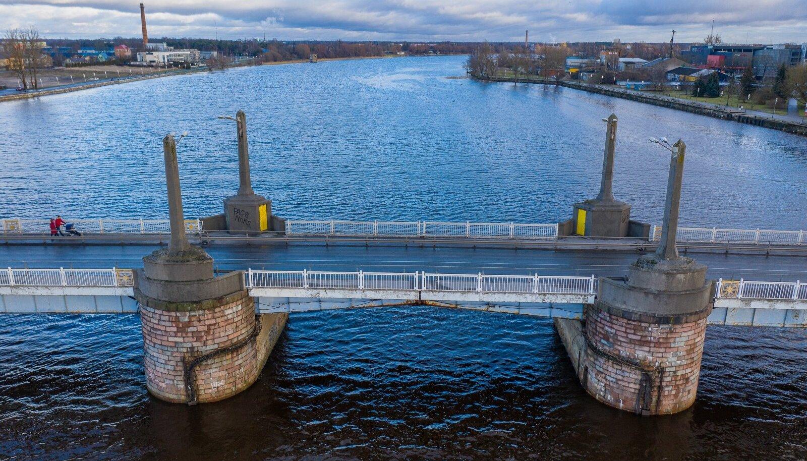 Pärnu linnavaated, linnavaade, Eestimaa vaated