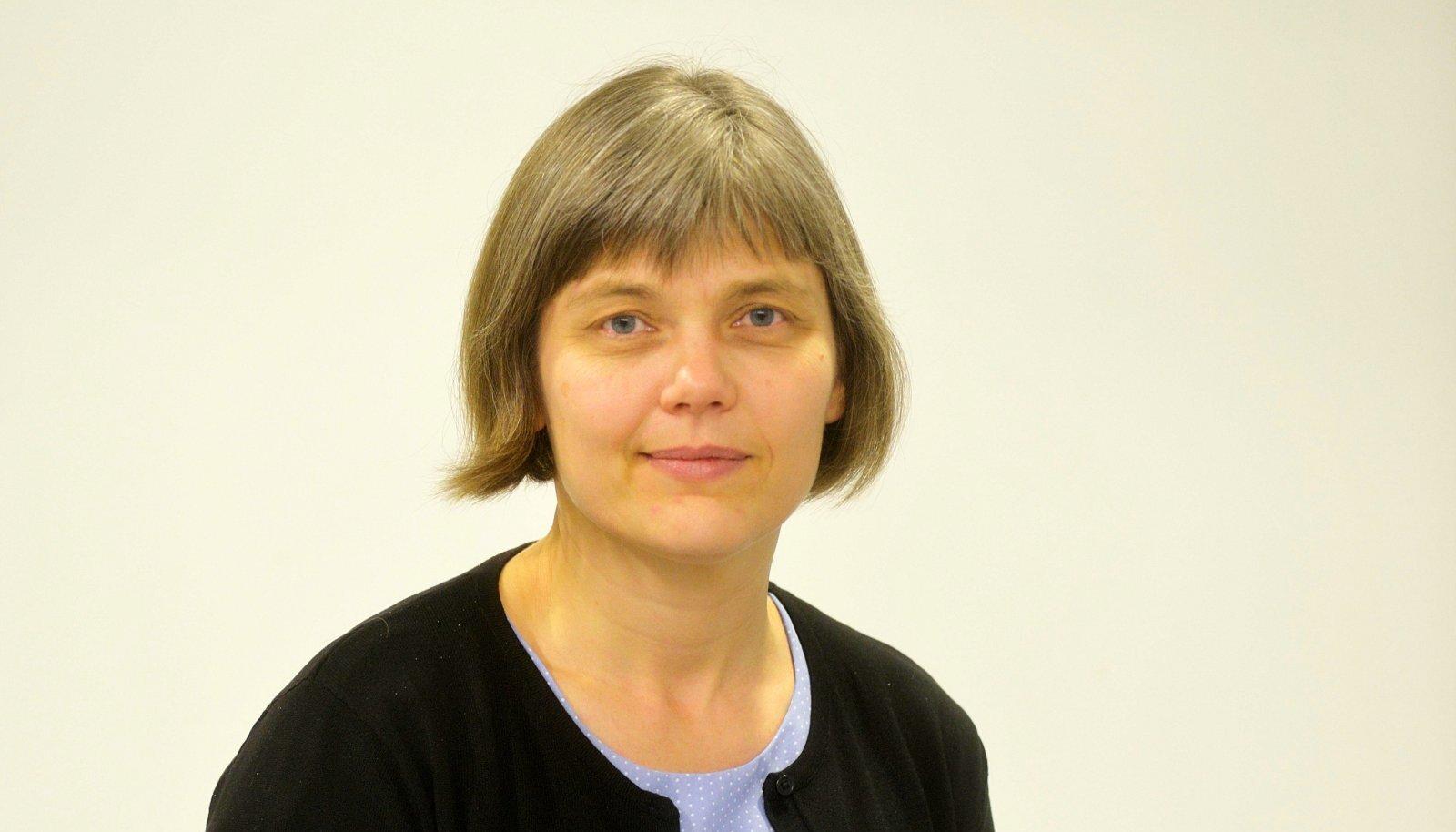 Tartu Ülikooli geneetika professor Angela Ivask