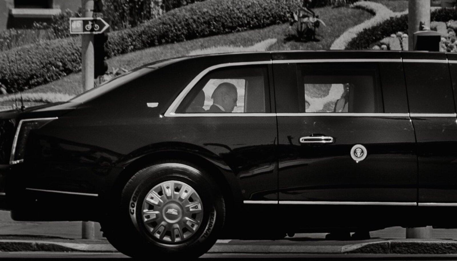 President Joe Biden teel kohtumisele Vladimir Putiniga