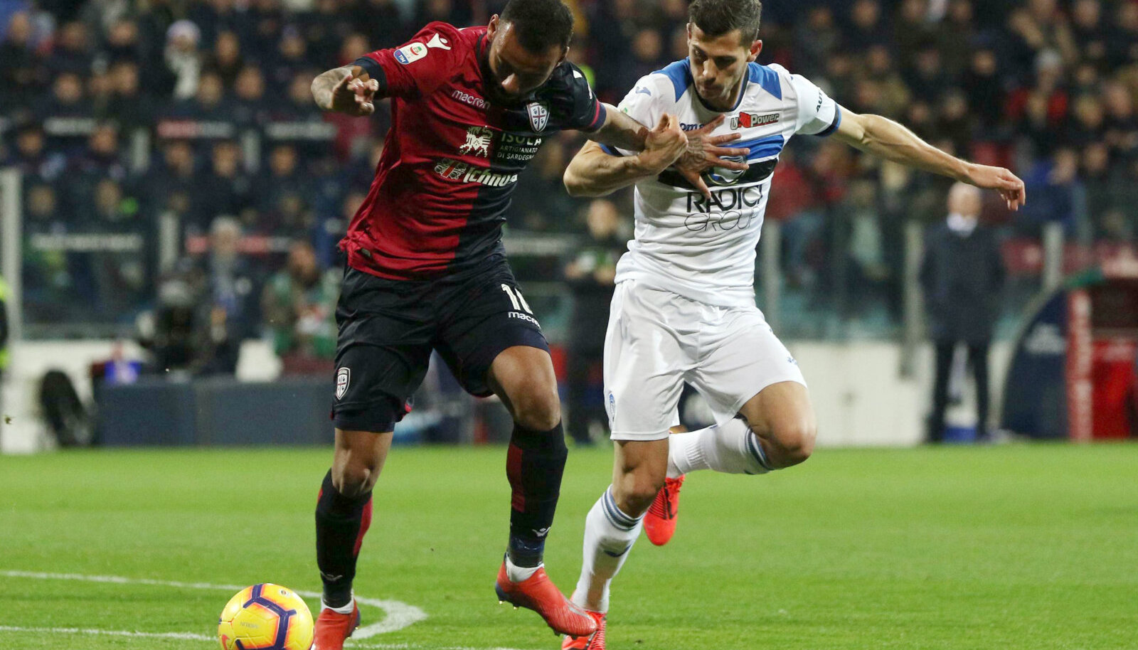 Cagliari ja Atalanta mäng