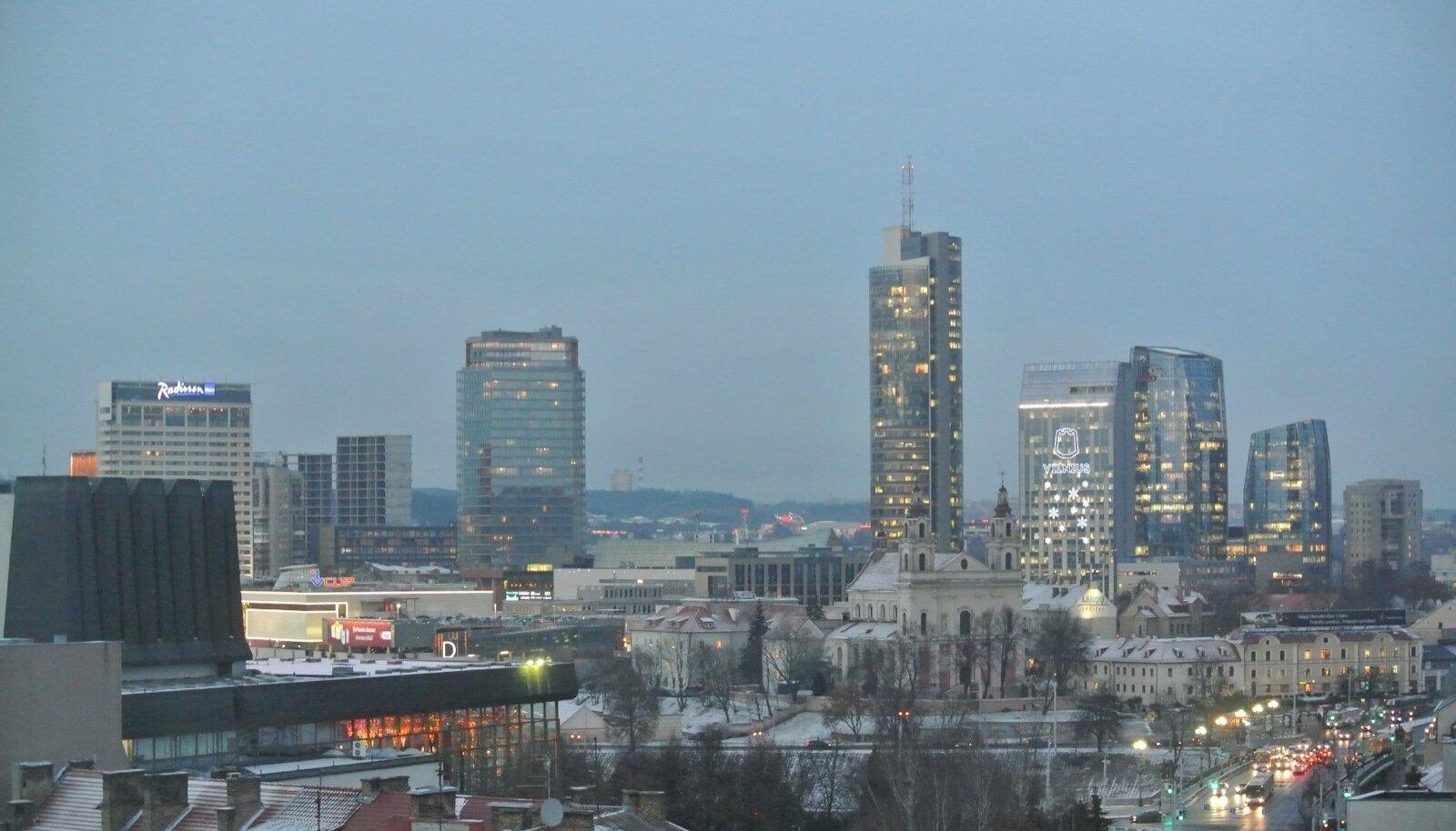 Vilnius.