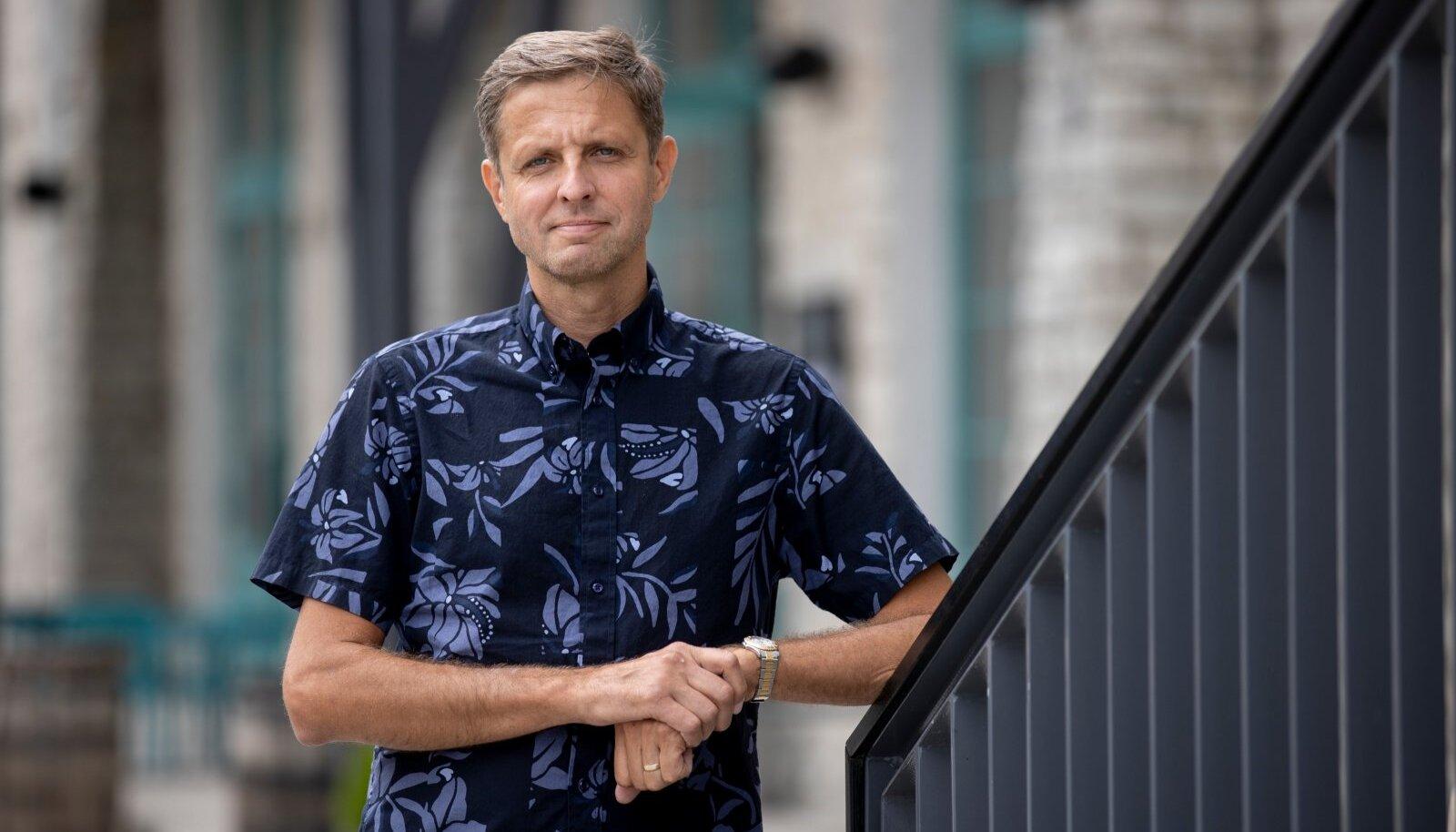 Noblessneri arendust 2014. aastast juhtinud Ivar Piirsalule kuulub ka Vana-Antsla mõis Võrumaal.