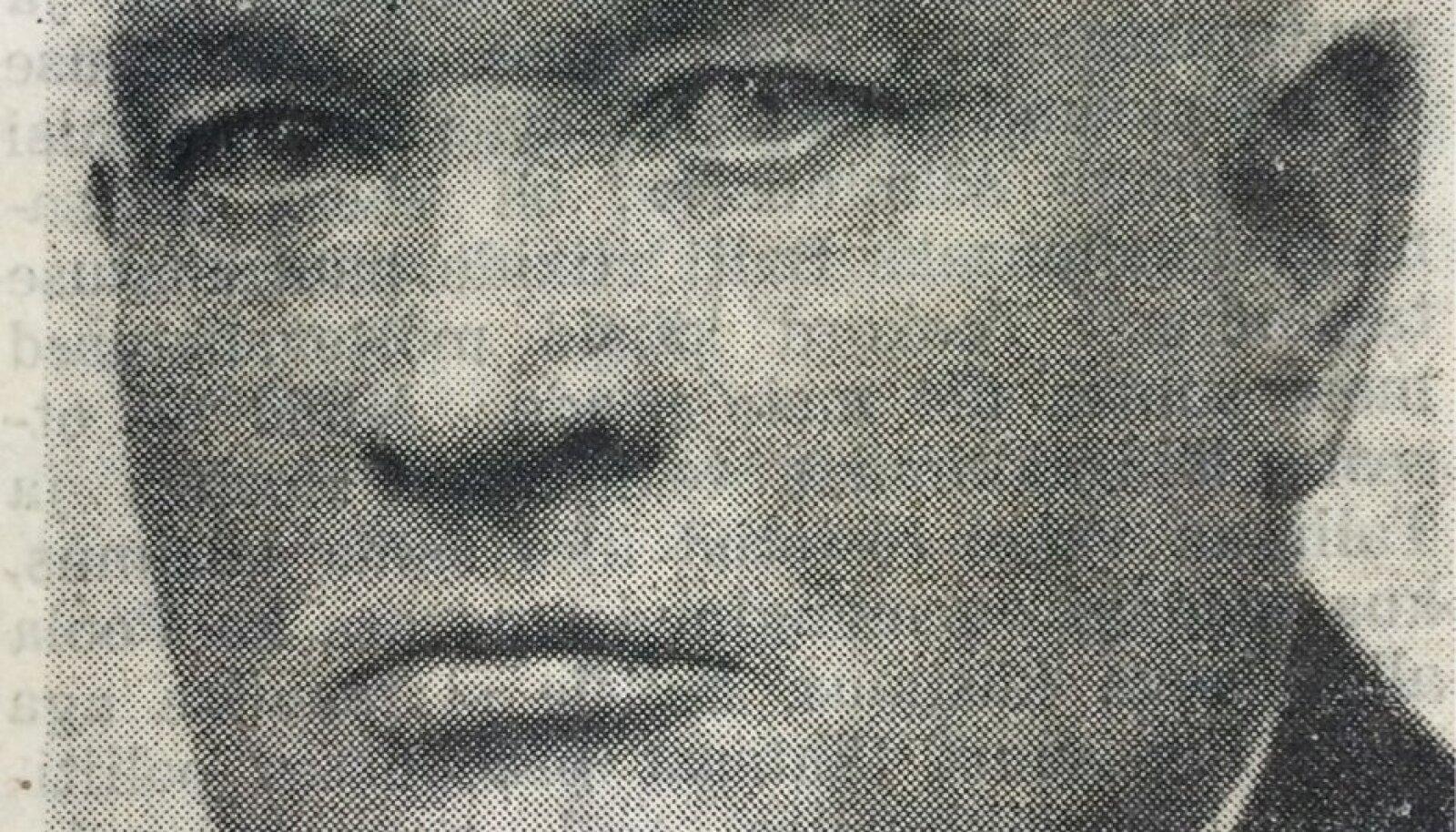 K. Päts 1939. aastal