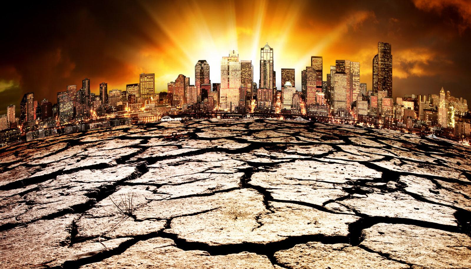 kliimamuutus