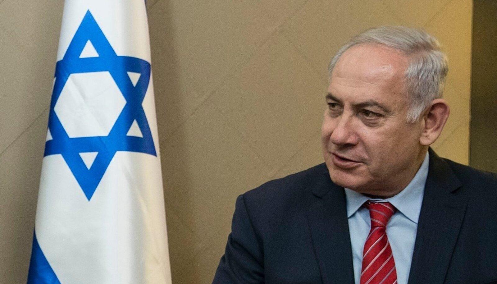 Iisraelile vaktsiinipartii välja rääkinud peaminister Binyamin Netanyahu