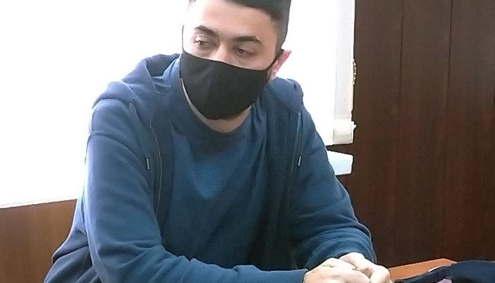 Idrak Mirzalizade sel kuul Moskva kohtus.