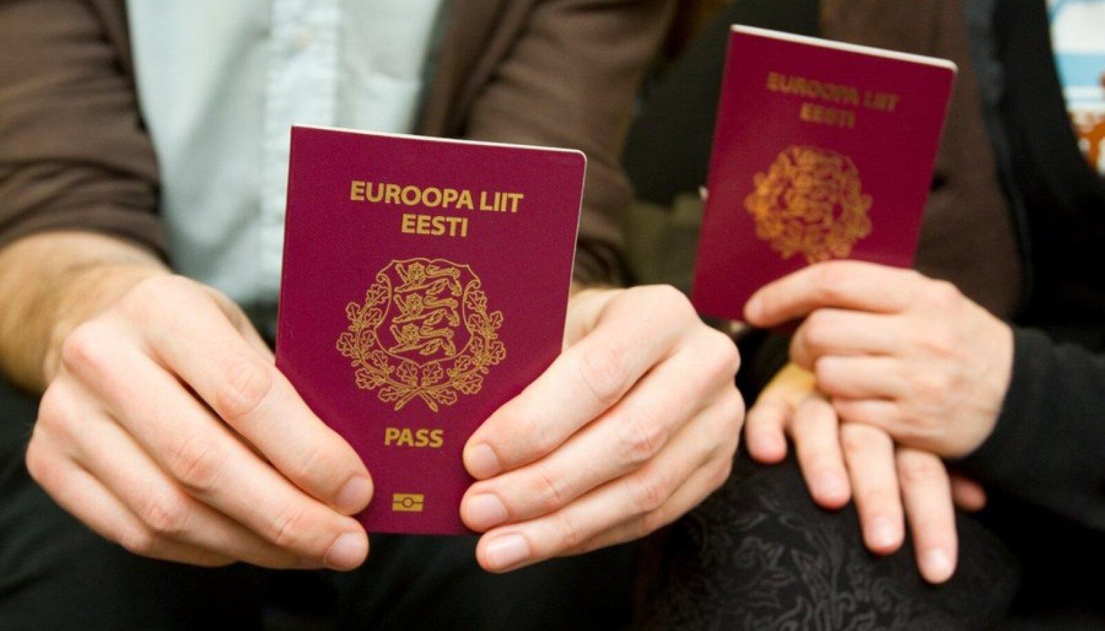 Euroopa Liidu pass