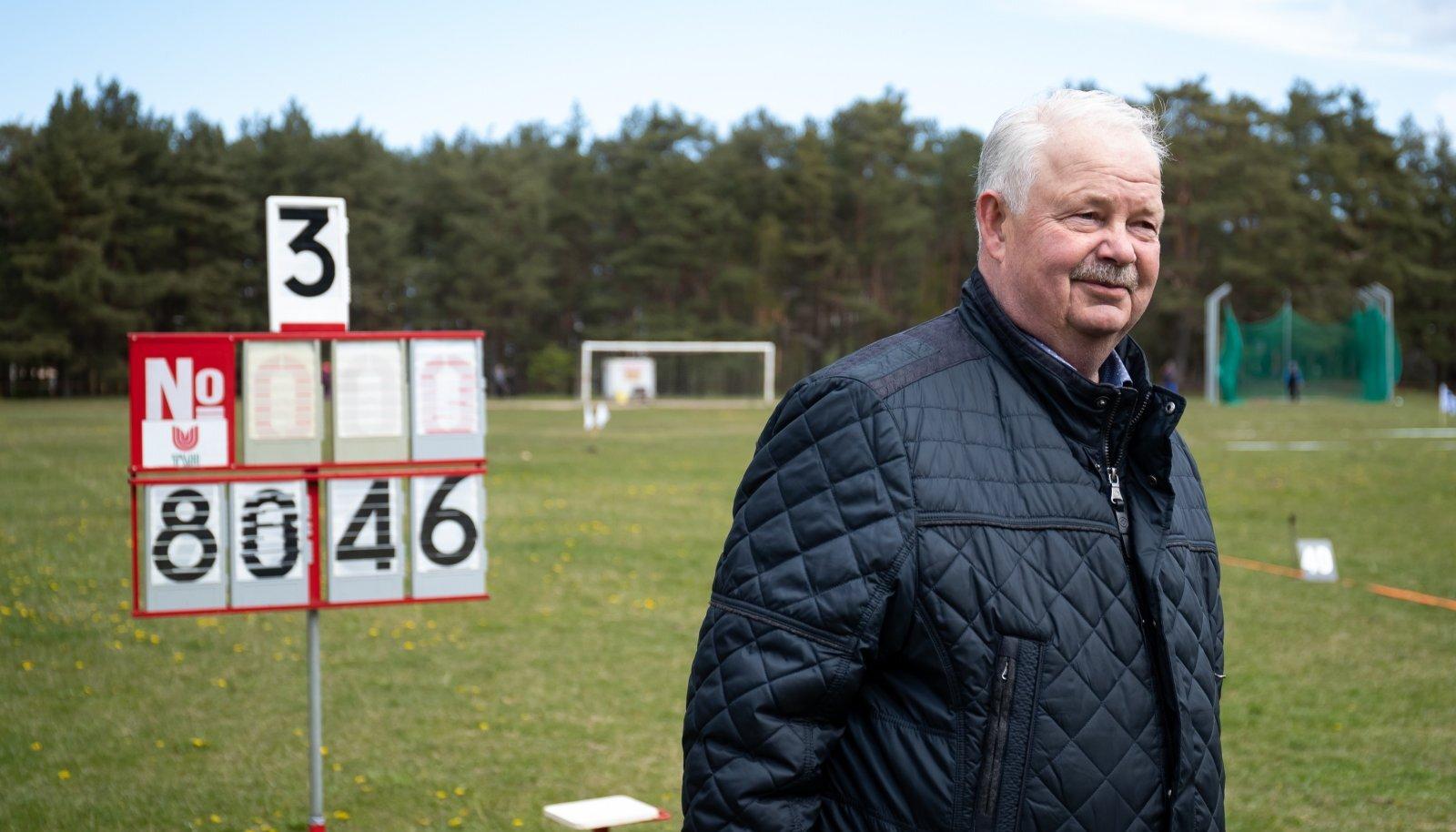 Mullu möödus Jüri Tamme maailmarekordi püstitamisest 40 aastat. Aktiivne mees korraldas toona tähtpäeva tähistamiseks võistluse. Jüri Tamme karikavõistlused peaksid toimuma ka tänavu 2. oktoobril. Kui need toimuvad, siis juba mälestusvõistlusena.