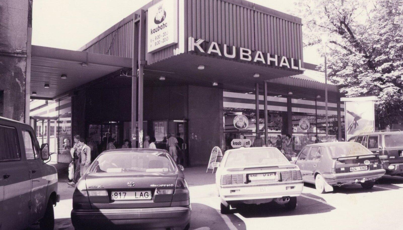 Kauplused 90ndatel