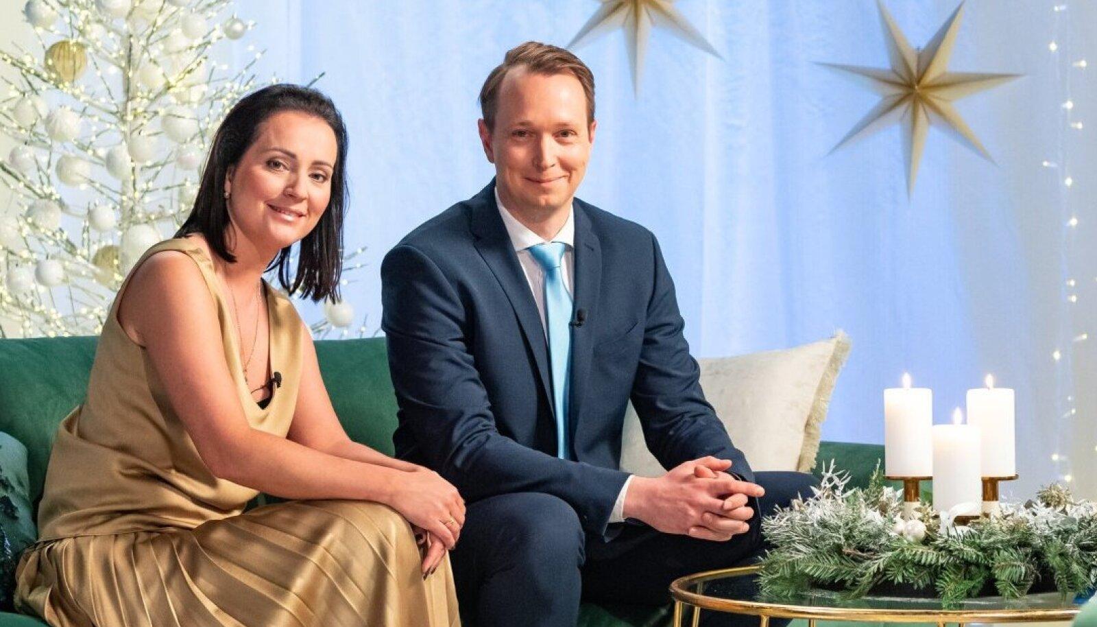 Katrin Kuusemäe ja Toivo Tänavsuu