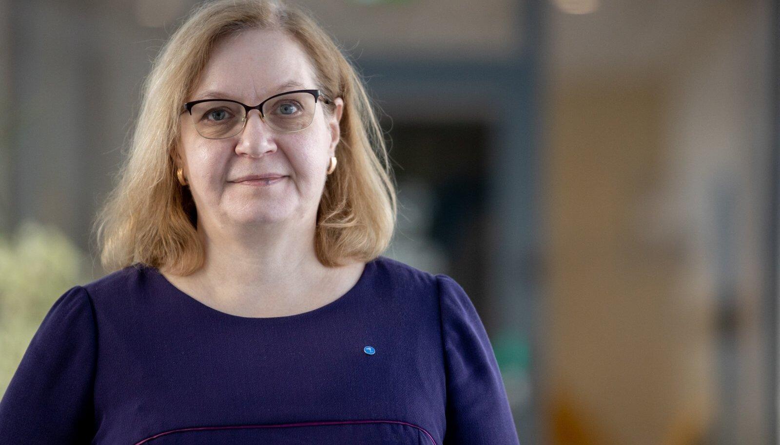 Justiitsminister Maris Lauri