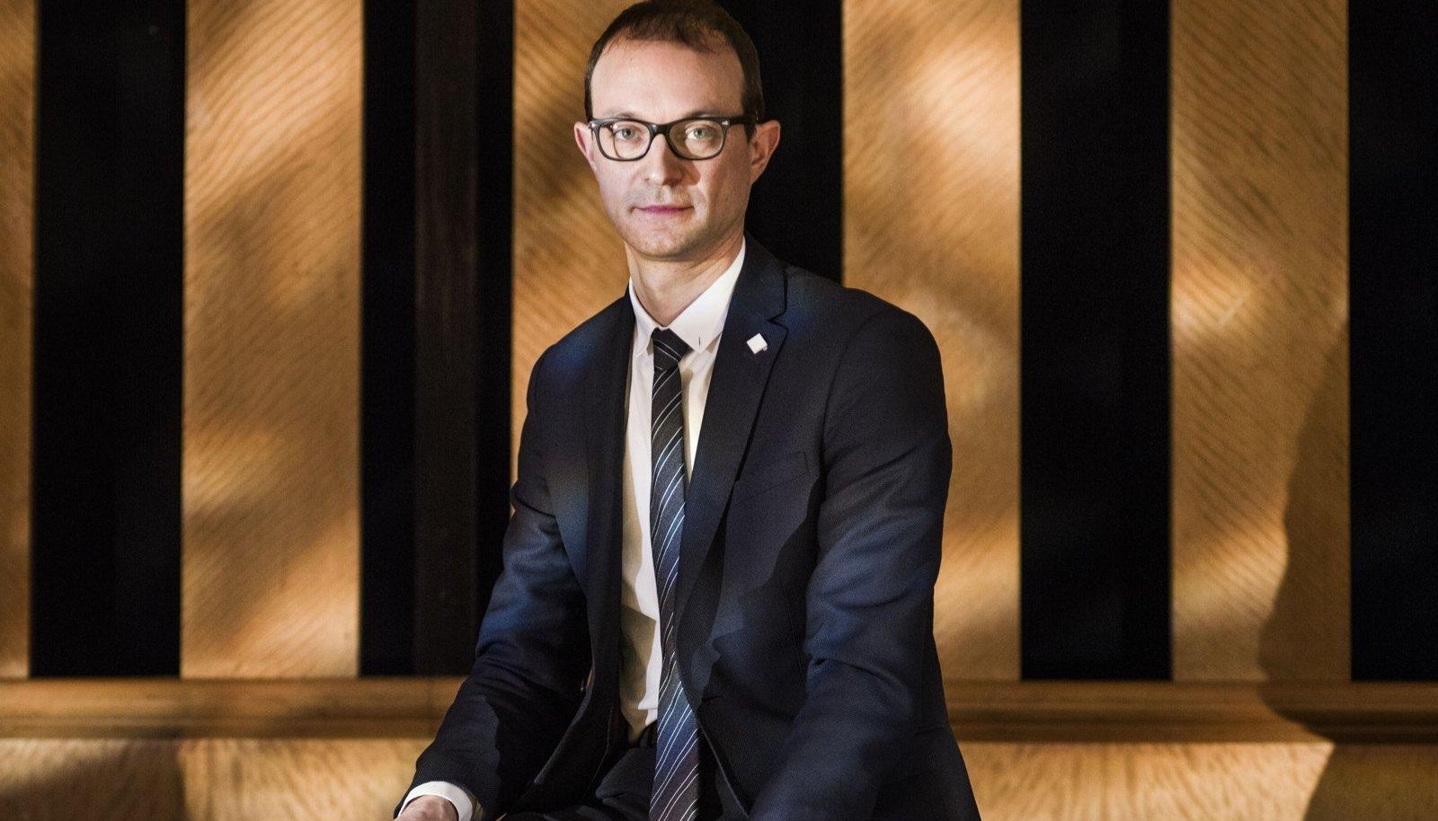 OMA ISA POEG: Michael Pärt on Arvo Pärdi Keskuse nõukogu esimees.