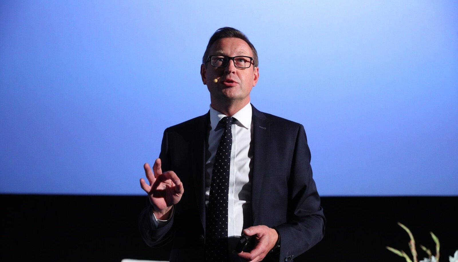 Statistikaameti juhi Mart Mägi sõnul on Eesti riigil veel pikk tee minna andmete otstarbeka kasutamiseni.