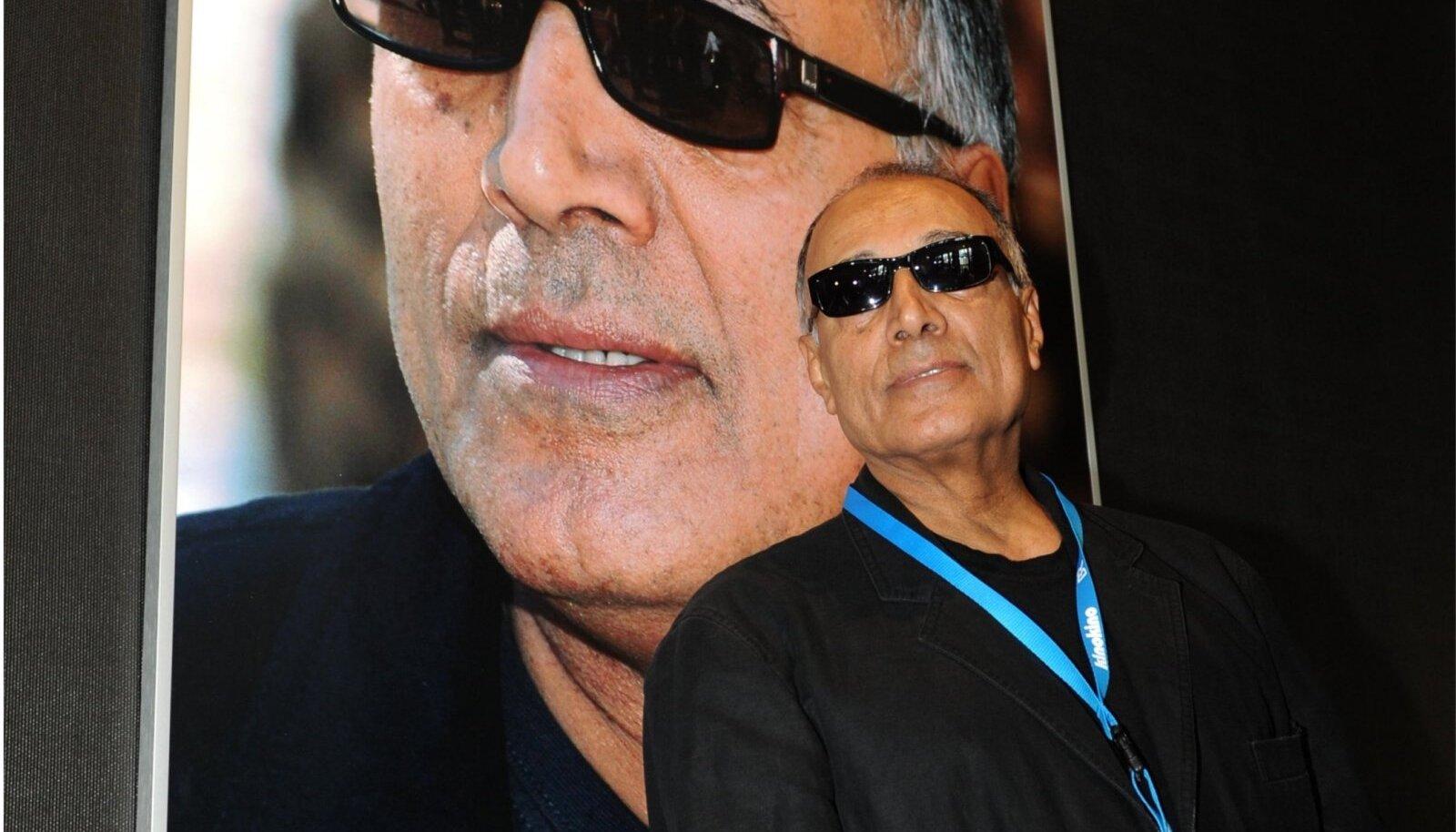 IRAANI KINO SÄRAV TÄHT: Abbas Kiarostami.
